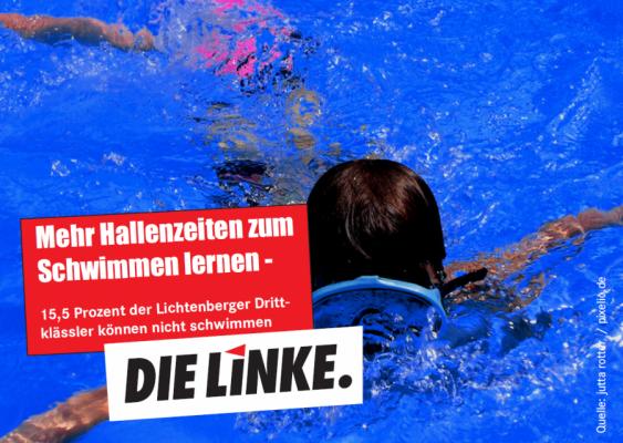 Flyer Schwimmfähigkeit Web Front